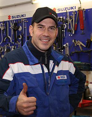 Sascha Reichl, Mechaniker