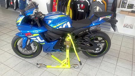 Bursig Montagestaender fürs Motorrad