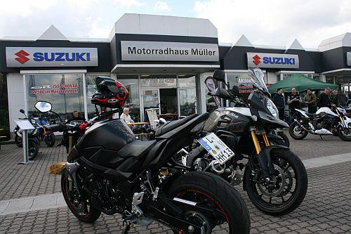 Motorradhaus Mueller Suzuki Leipzig