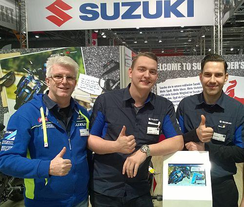 Team Motorrad Suzuki Müller
