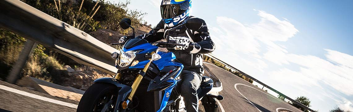 Motorrad Suzuki GSX-S 750