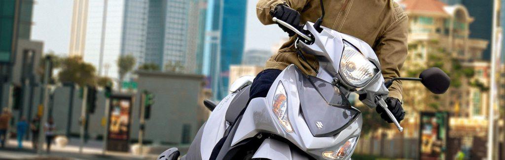 Stadtverkehr muss nicht nerven: flink und sparsam unterwegs mit dem  Suzuki Address