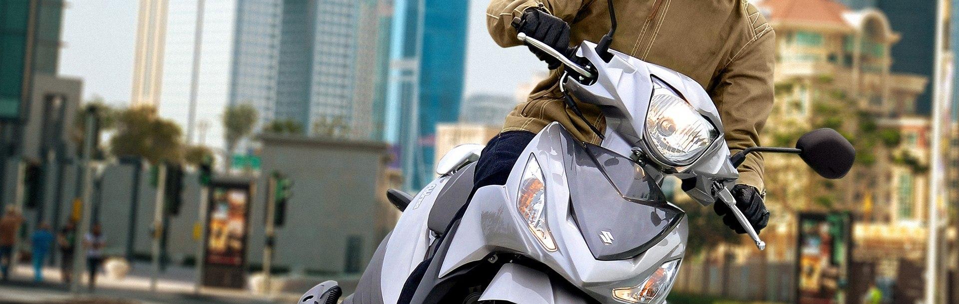 Roller Suzuki Address