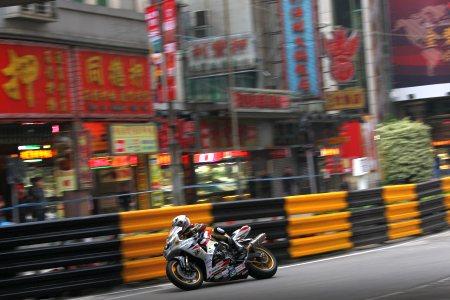 Didier Grams 2010 beim Macau Grand Prix