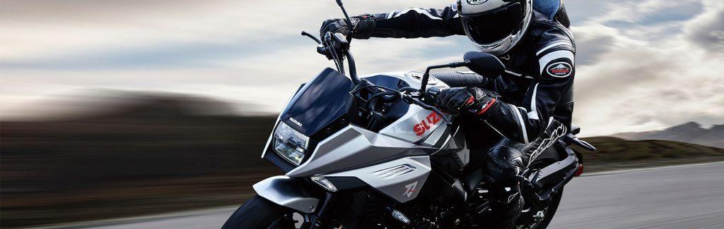 Mit den Genen einer Legende: die neue Suzuki Katana