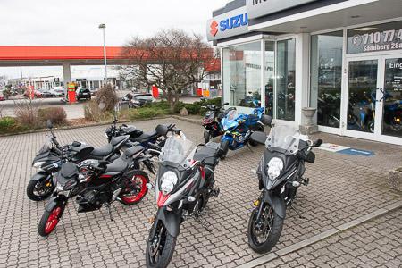 Motorräder zum Mieten