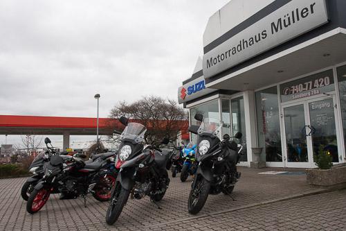 Motorradhaus MÜLLER Rückmarsdorf