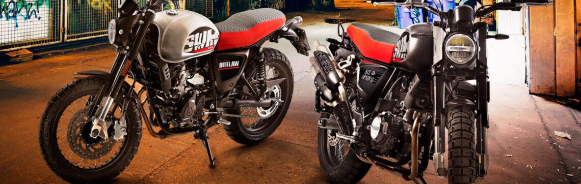 Gran Milano outlaw 125