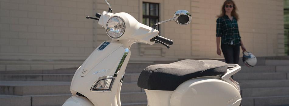Die 50 cc WELTNEUHEIT Memory 50 ABS