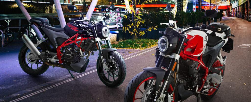 Motorrad SWM Varez 125